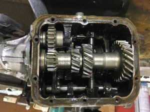 3 Gang-Getriebe Opel Rekord A